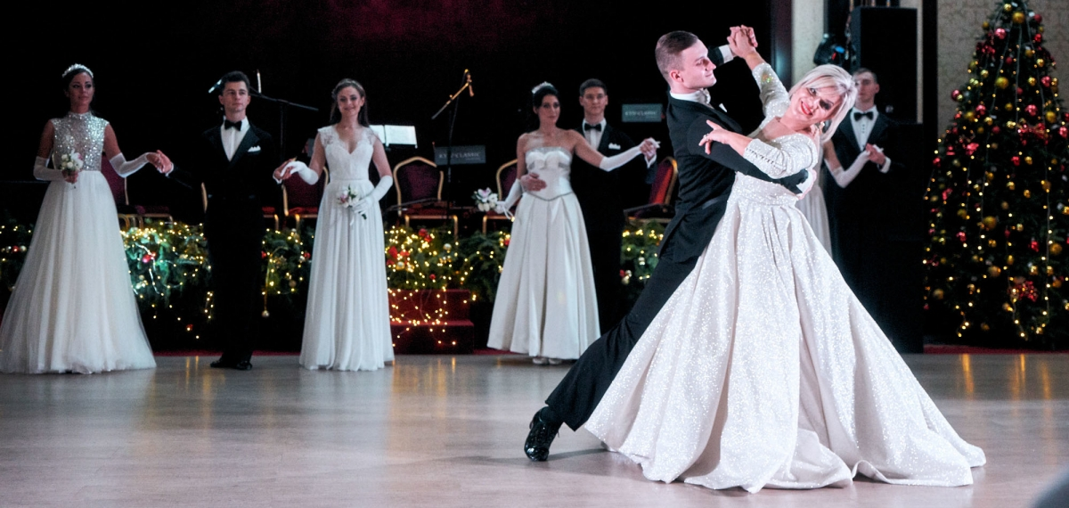 В Киеве состоялся Благотворительный Рождественский бал медиков