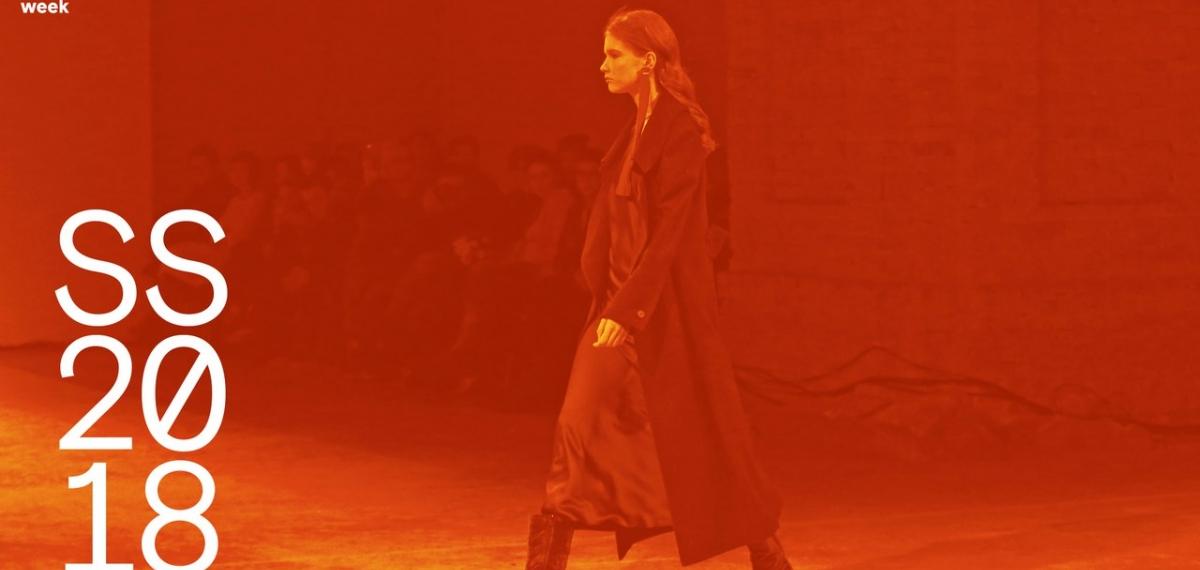 Программа 41-го сезона Ukrainian Fashion Week SS18