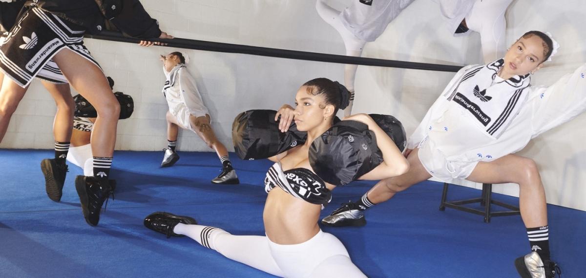 Танцы и мода: Очень стильная новая коллаборация Adidas Originals х Александр Ванг
