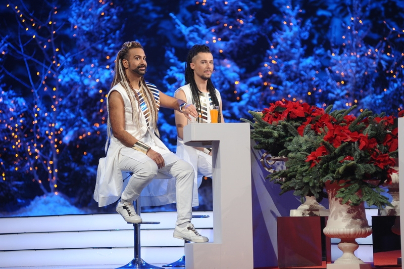 «Карнавал по-світськи»: Амадор Лопес стал постановщиком новогоднего выпуска