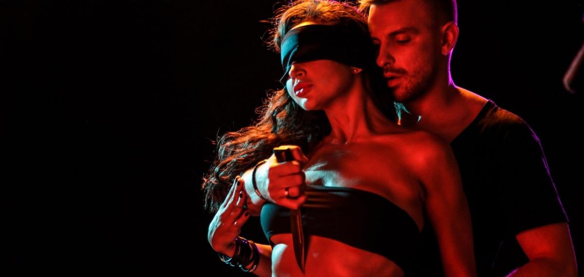 Маша Фокина и Isaaс сняли интимное видео на сингл