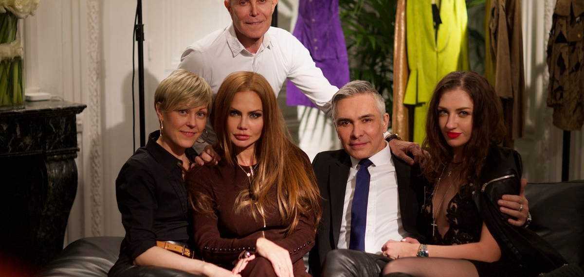 Елена Галицына поделилась впечатлениями о коллекции дизайнера Жан-Клод Житруа