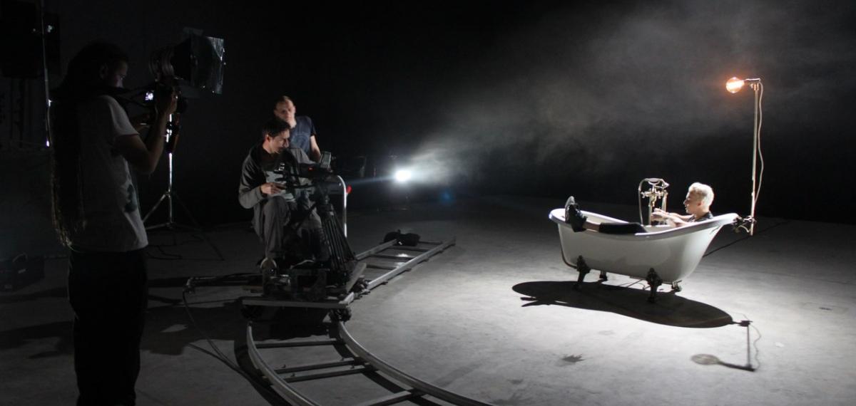 Костя Бочаров (MELOVIN) снял дебютный клип (фото)