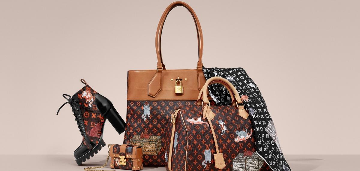 Вне времени: Louis Vuitton показывают 160-летний архив бренда