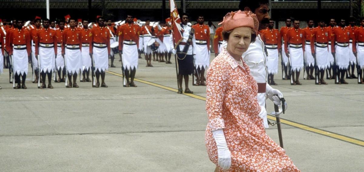 Ей 95: Десять знаковых образов Королевы Елизаветы II