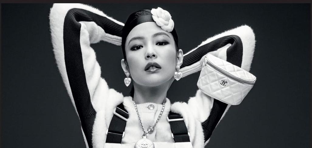Лицом лыжной капсулы CHANEL стала звезда K-pop ДЖЕННИ ИЗ BLACKPINK