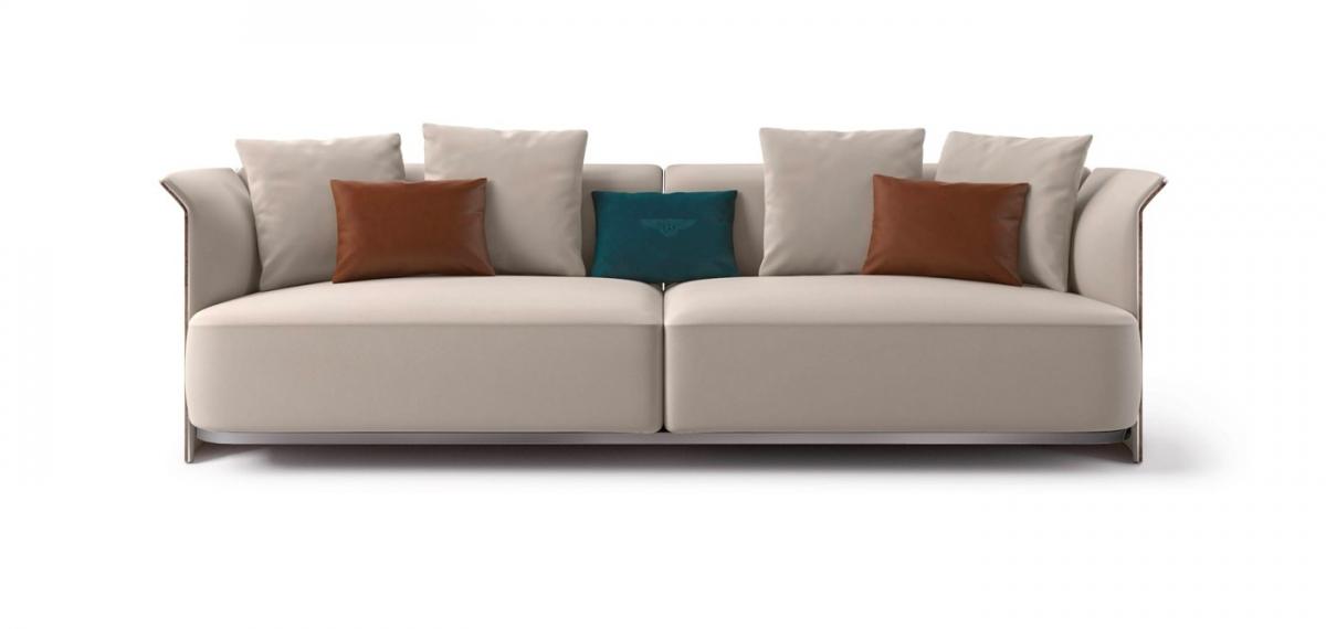 Bentley представляет коллекцию домашней мебели с мраморной пудрой