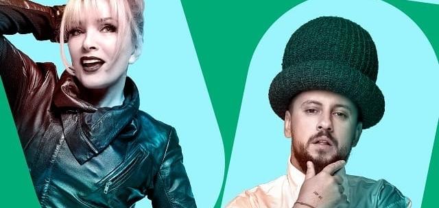 Иконы стиля двух поколений: MONATIK и Лайма Вайкуле спели в дуэте