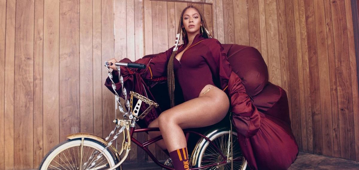 Спортивный Glam: Шикарная Бейонсе стала лицом коллаборации adidas и собственной линии IVY PARK