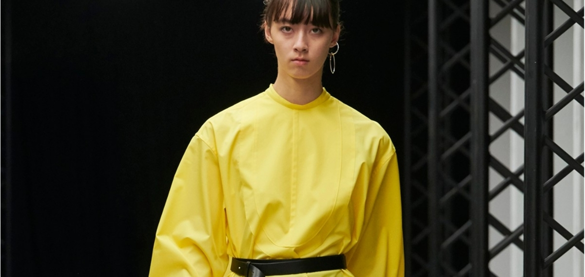 Японский бренд HYKE совместно с adidas провели онлайн-показ в рамках Tokyo Fashion Week