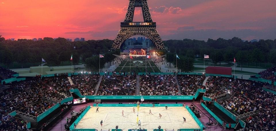 Это будет удивительно: Посмотрите, как в Париже будут проходить Олимпийские игры