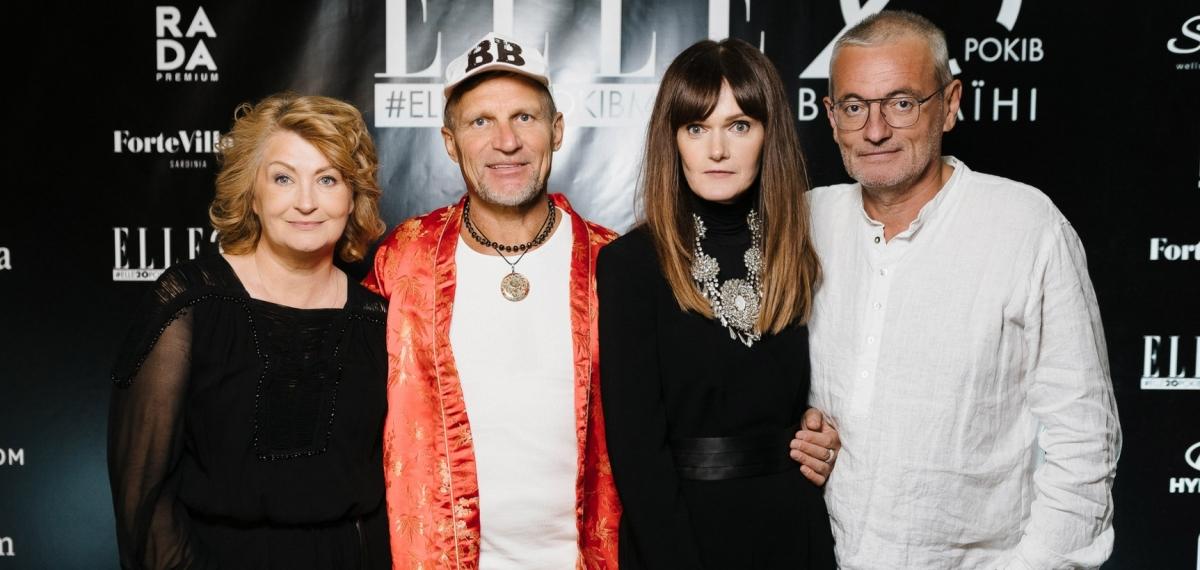 Журнал ELLE відсвяткував 20-річчя в Україні