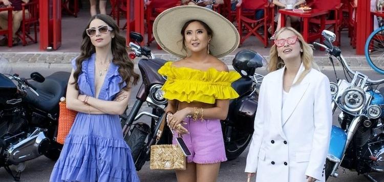 Любим и ненавидим: Смотрите трейлер второго сезона «Эмили в Париже»
