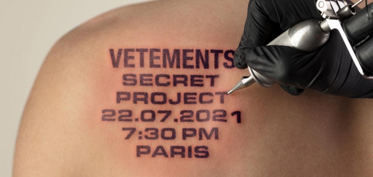 Завтра в Париже будет запущен новый бренд соучредителя Vetements Гурама Гвасалии и Фонда семьи Гвасалия