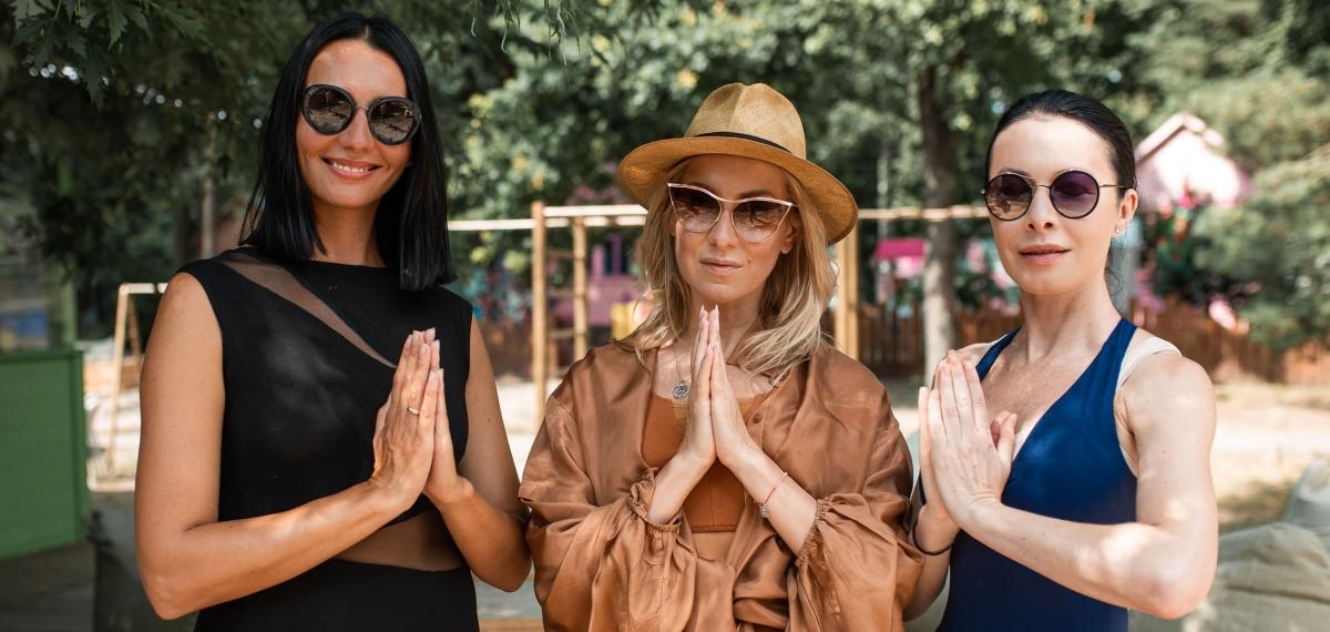 Йога и путешествия во благо: в Киеве состоялась charity-тренировка от Chance Travel Club и Territory of Yoga