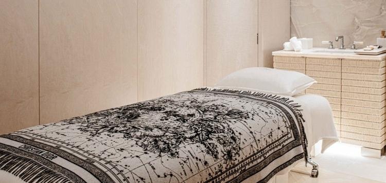 Место силы: Christian Dior представили великолепный СПА-салон