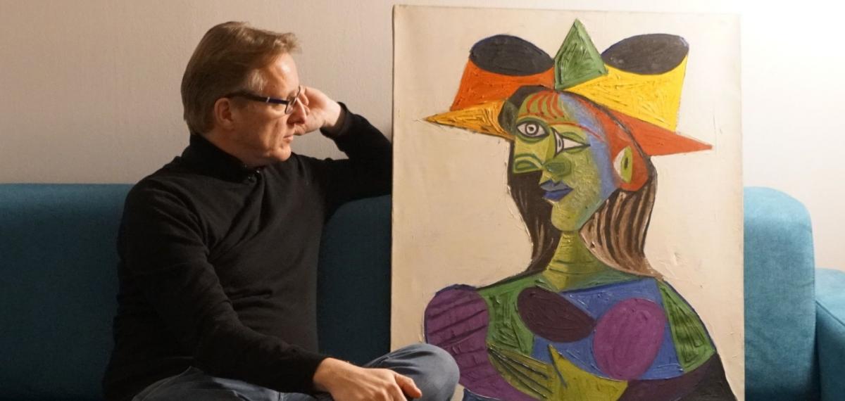 История в стиле Голливудского фильма: Арт-детектив нашел украденную картину Пикассо спустя 20 лет