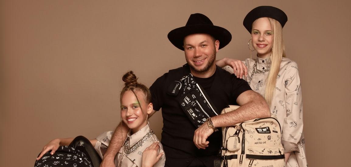 1 сентября близко... Школьная мода от бренда Andre TAN Kids