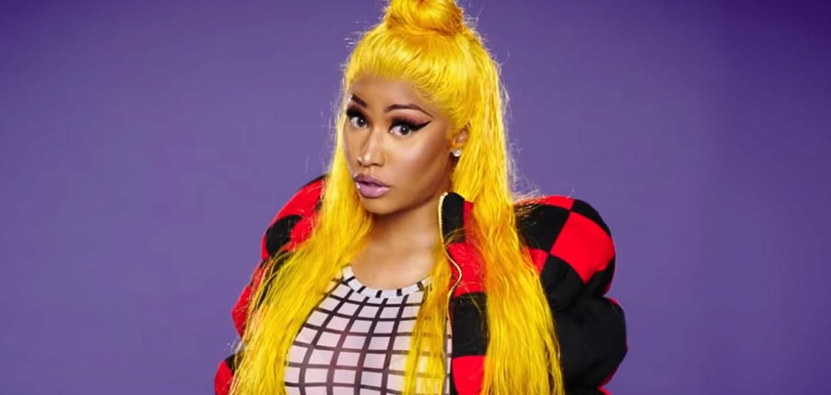 Кукольный рэп-театр от Nicki Minaj