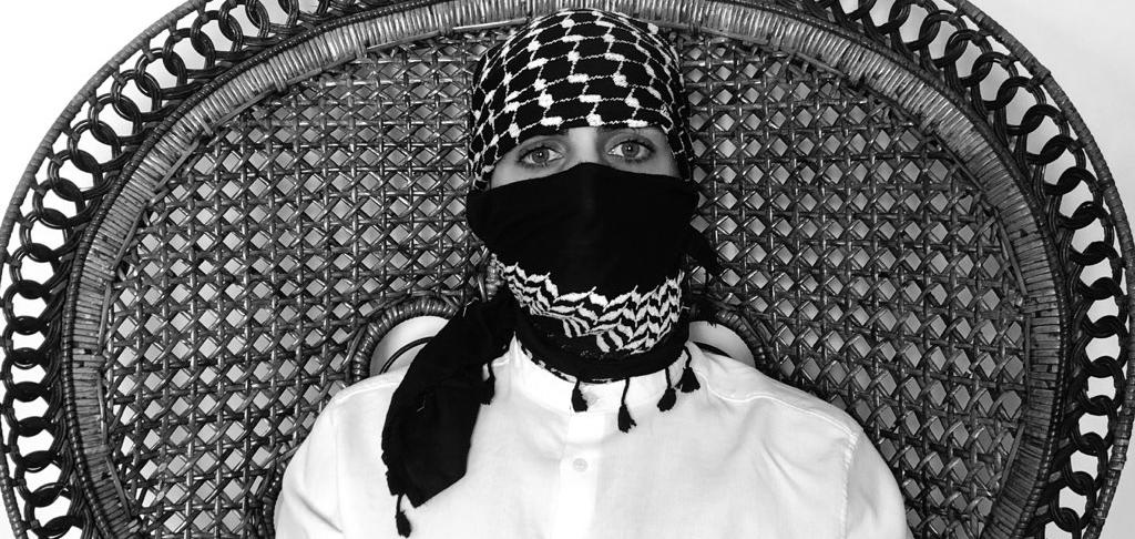Гимн пустыни. В Киев едет диджей Arabian Panther