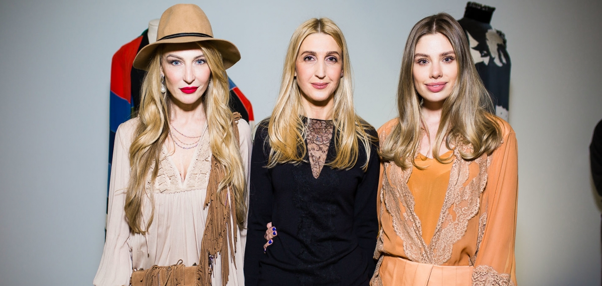 Мода с историей: Открытие уникальной fashion-выставки CHLOE COUTURE в Киеве