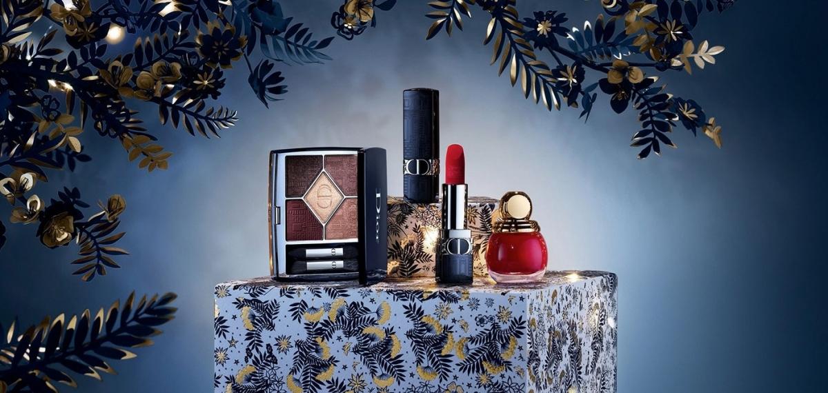 Dior Beauty представляют рождественский календарь с подарками внутри