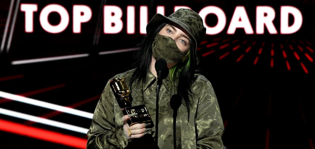 Билли Айлиш и Тейлор Свифт лидируют: Вот все победители премии Billboard Music Awards 2020