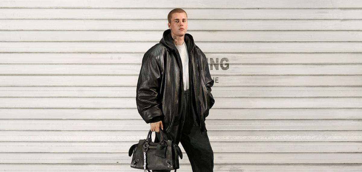 Джастин Бибер — главное лицо в последней кампании Balenciaga