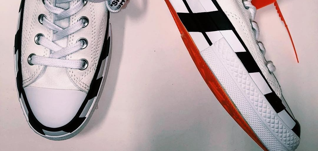 Стильный коллаб Converse x Off-White ™