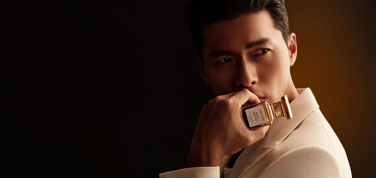 Секс-символ: Tom Ford Beauty назначили Хён Бина послом в Азии