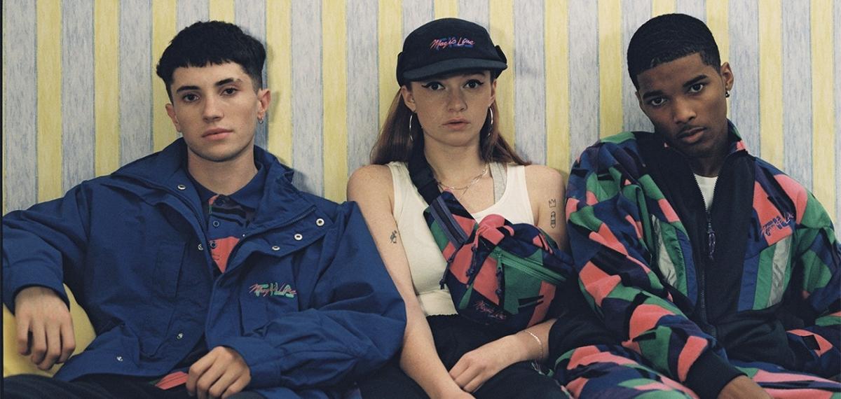 Капсула FILA и Too Hot Limited в стиле ситкома '80-х