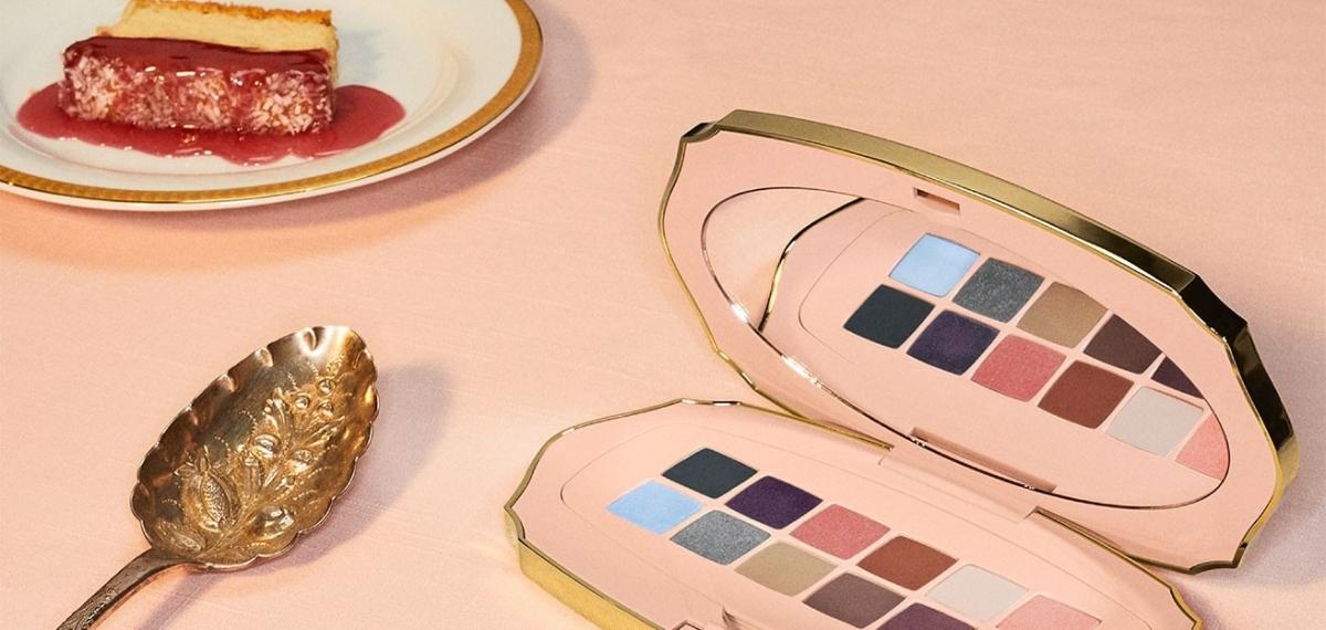 Gucci Beauty представляют свою первую в истории палетку теней для век