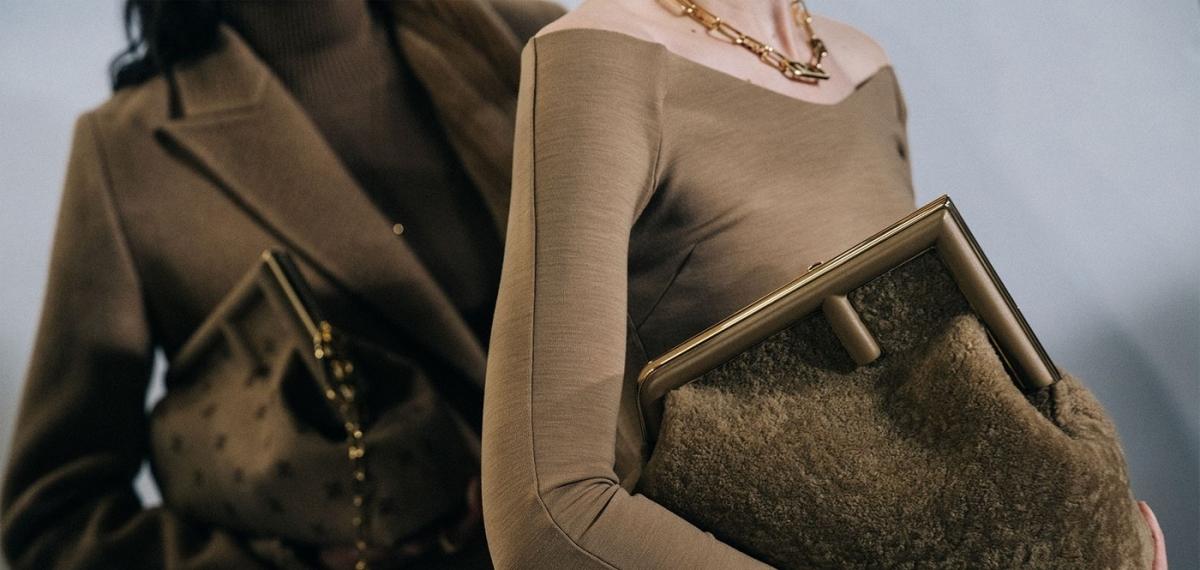 Дебютная коллекция сумок и обуви Fendi RTW от Кима Джонса