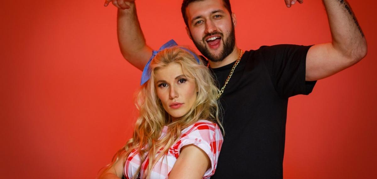 Горячая видео-премьера от Тамерлана и Алены!
