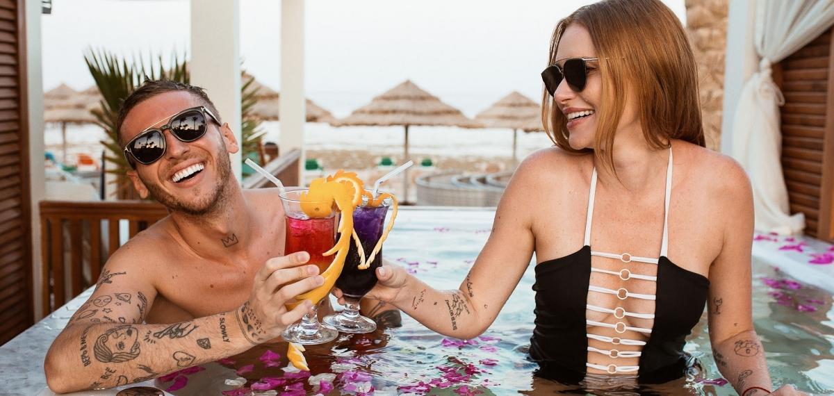 Звёздные каникулы в отеле Rixos Sharm El Sheikh