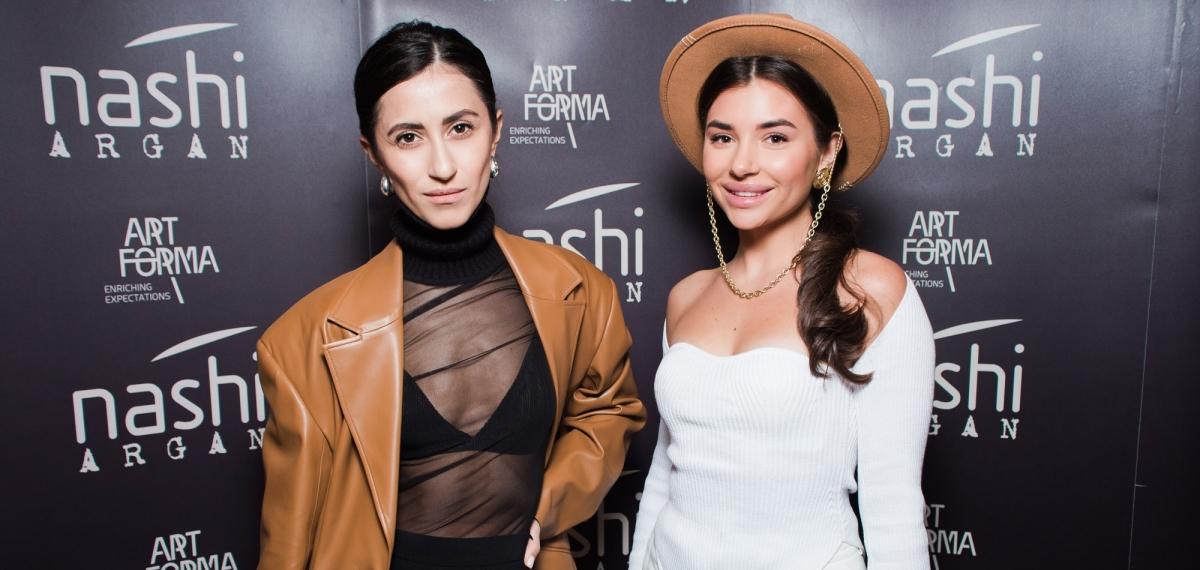 Открытие Official Store Nashi Argan в салоне Chic Chic