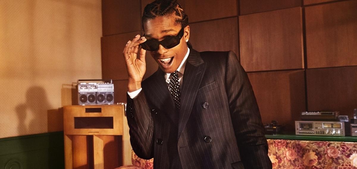 Теперь можно купить лучшие наряды A$AP Rocky